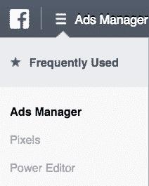 תמונה מתוך Ads Manager